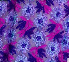 Floral Fabric Series-1 by Tamarra