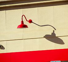 Gas Station Lamp by Jay Gross