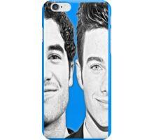 Darren and Chris iPhone Case/Skin