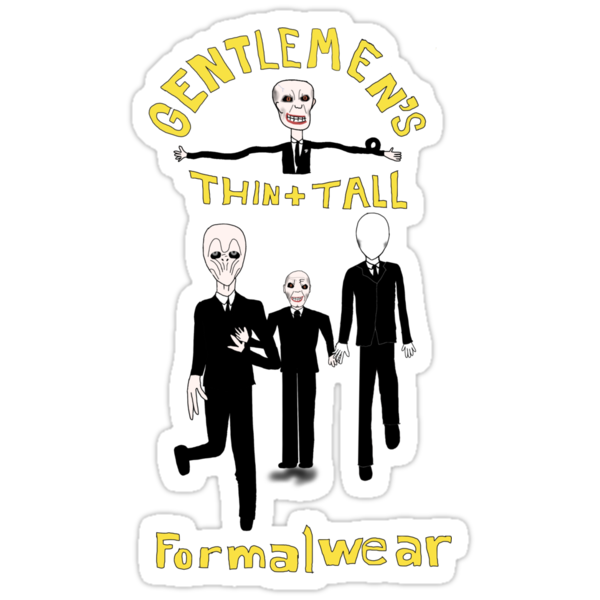 Gentlemen's Thin and Tall by FrenchHornGirl
