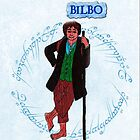 Bilbo Baggins by ChrisNeal
