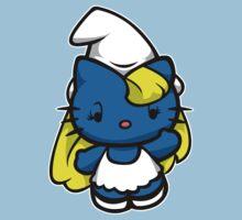Smurfette Kat by HiKat