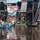 Kompong Phluk, Cambodia by Glen O'Malley