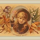Vintage Golden Days Greetings by Yesteryears