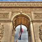 Arc de triomphe by pahas