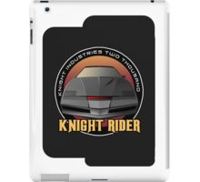 Knight Rider Logo KITT Car iPad Case/Skin