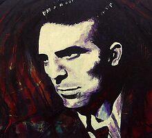 """Jack Kerouac"" by Kevin J Cooper"