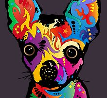 Chihuahua Dog by ArtPrints