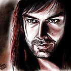 Aidan Turner, KILI by jos2507