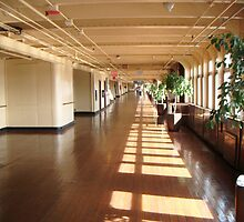 Promenade Deck by EmmatheSailor