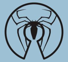 Open Source Spider Man - Black by Ozh !