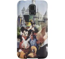 Disney and his character Samsung Galaxy Case/Skin