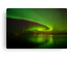 Aurora Borealis - The Nothern Light Canvas Print