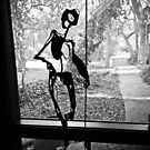 Dancing Skeleton by kalikristine