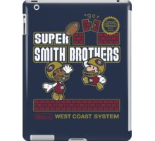 Super Smith Brothers (faded) iPad Case/Skin