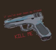 Kill me (The Maze Runner) by SecondHandShoes