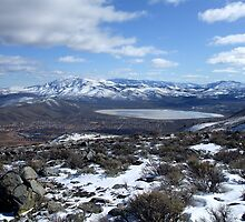 White Lake,Reno,(Cold Springs),Nevada by Anthony & Nancy  Leake