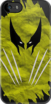 Wolverine by acciojinx