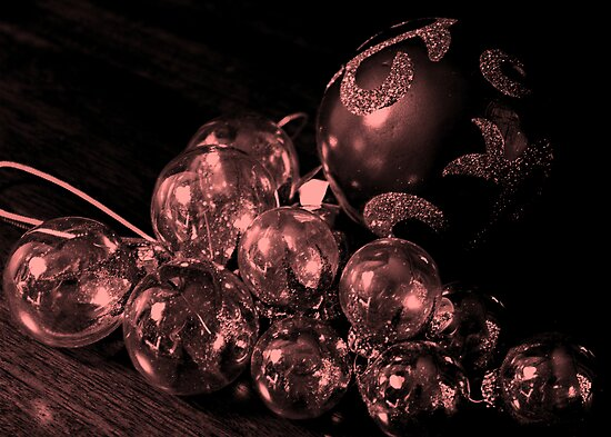 The Last of the Christmas Decorations by Sherry Hallemeier