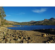 Caples Lake, California Photographic Print