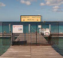 Bonaire Nautico Marina by photolove