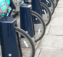 London Bikes, England by acespace