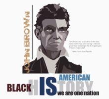Black History Month: John Brown T-Shirt