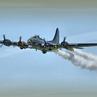 """""""Sally B"""" - Shoreham Airshow 2009 by Colin J Williams Photography"""