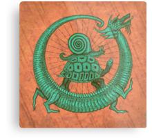 aghira jade Metal Print