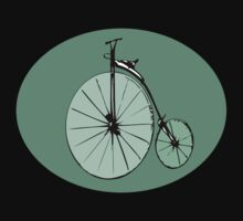 Vintage bike design by sledgehammer