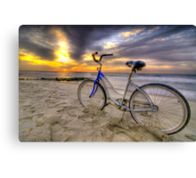 Sunrise Cruiser Canvas Print