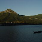 Lake Como in Italian Alps by apalmiter