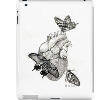 Heart Flutter iPad Case/Skin