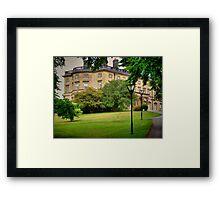 Bretton Hall, West bretton Framed Print