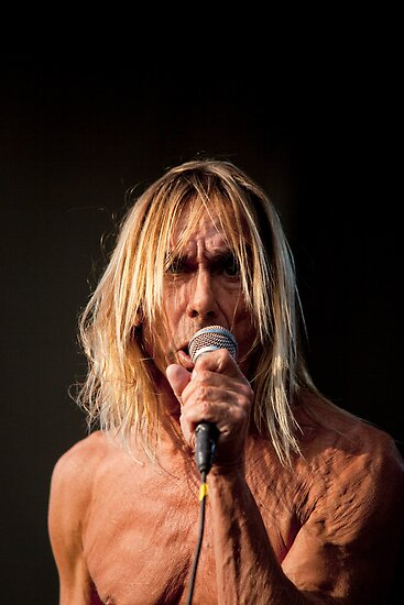Iggy Pop 7 by lenseeyes