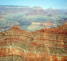 Grand Canyon Vista by Steve Upton