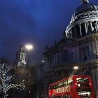 London, St Pauls Cathedral 2012 by Laura Potter-Dunn
