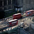 London Buses by Steve Briscoe