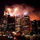 NYE Melbourne city 2013 by MARKATMELB