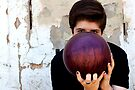 Bowling ball by Colleen Milburn