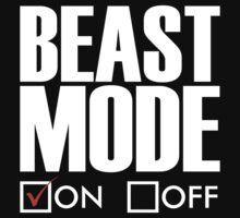 Beast Mode On by teetties