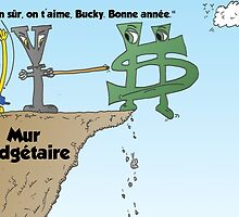Euroman et Yen pousser Bucky du falaise fiscale by Binary-Options