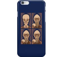 Ood One Out - Silent iPhone Case/Skin