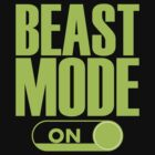 Beast Mode On by teetties