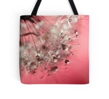 New Year's Pink Champagne - Happy New Year! Tote Bag