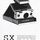 Polaroid SX-70 Alpha One by Maxim Grew