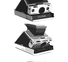 Polaroid SX-70 Folding by Maxim Grew