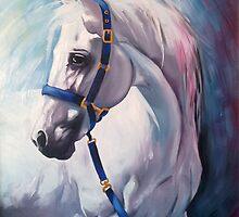 Horse by Slaveika Aladjova