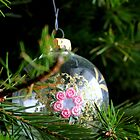 Christmas Ornament in Sunlight by LaurelMuldowney