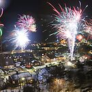 A Swede&#x27;s view of 2012 New Year&#x27;s Eve by Sanna Dullaway